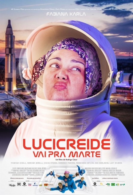 Poster do filme Lucicreide Vai Pra Marte