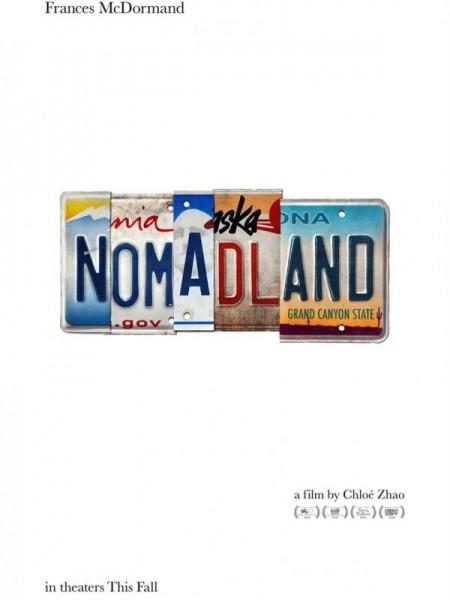 Poster do filme Nomadland