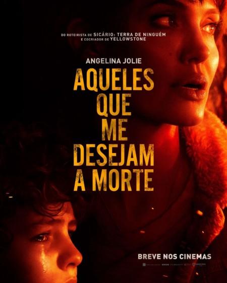 Poster do filme Aqueles Que Me Desejam a Morte