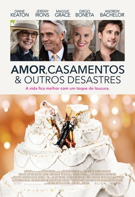 Poster do filme Amor, Casamentos & Outros Desastres