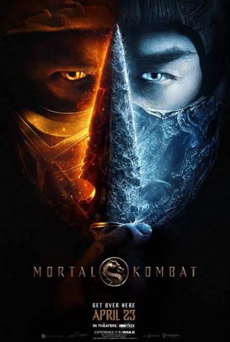 Poster do filme Mortal Kombat