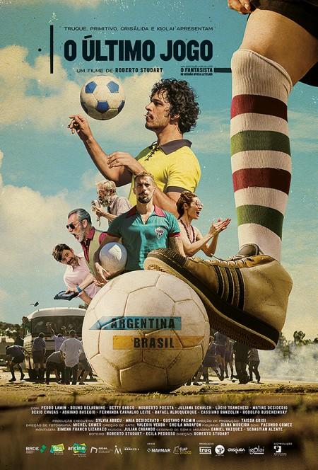 Poster do filme O Último Jogo