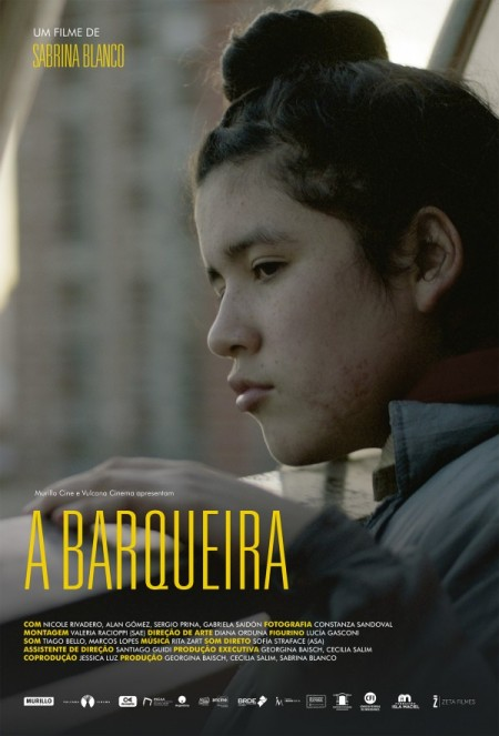 Poster do filme A Barqueira