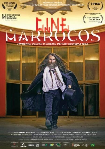 Poster do filme Cine Marrocos