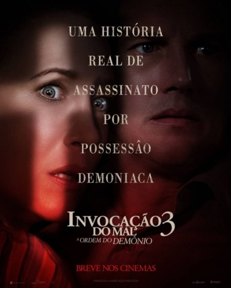 Poster do filme Invocação do Mal 3: A Ordem do Demônio