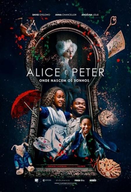 Poster do filme Alice e Peter: Onde Nascem os Sonhos