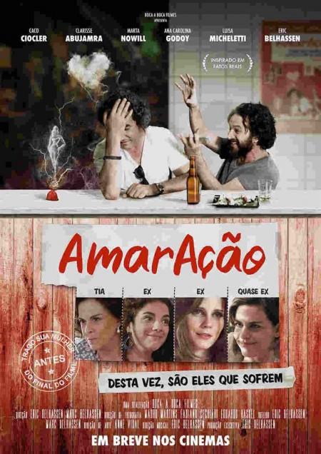Poster do filme AmarAção