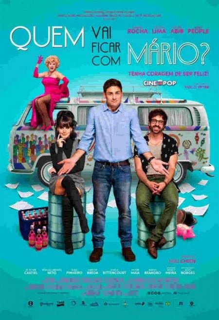 Poster do filme Quem Vai Ficar Com Mário?