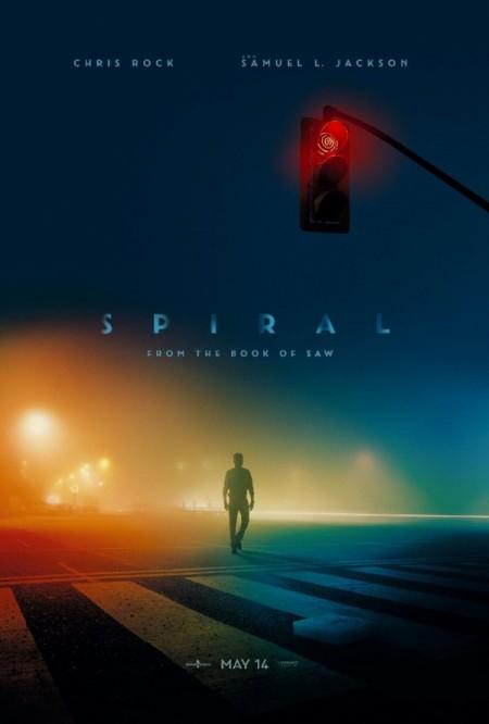 Poster do filme Espiral - O Legado de Jogos Mortais