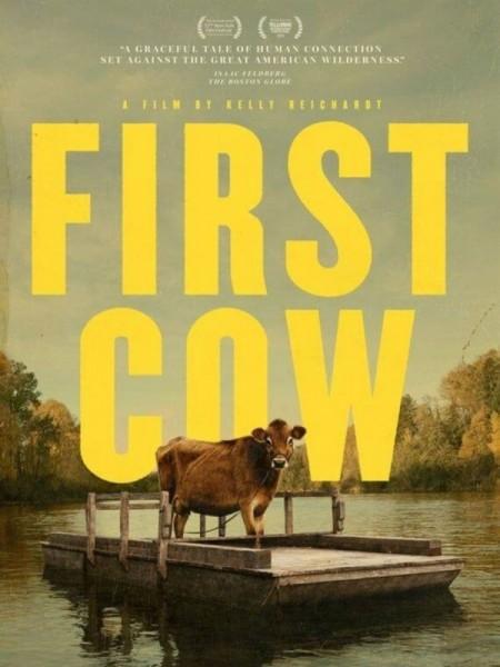 Poster do filme First cow - A primeira vaca da América