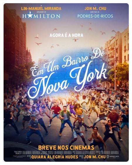 Poster do filme Em um Bairro de Nova York
