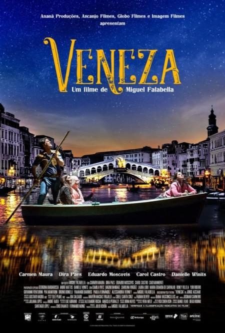 Poster do filme Veneza