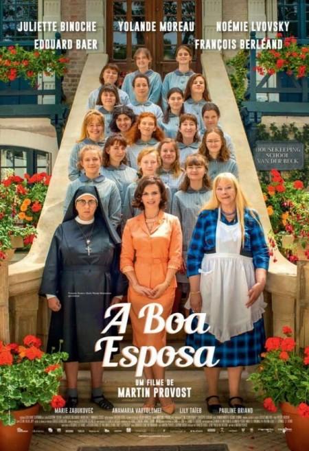 Poster do filme A boa esposa