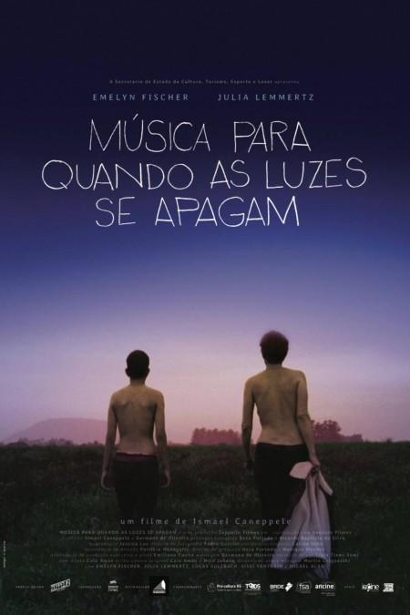 Poster do filme Música para Quando as Luzes se Apagam