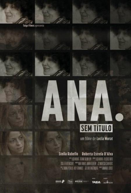 Poster do filme Ana. Sem Título