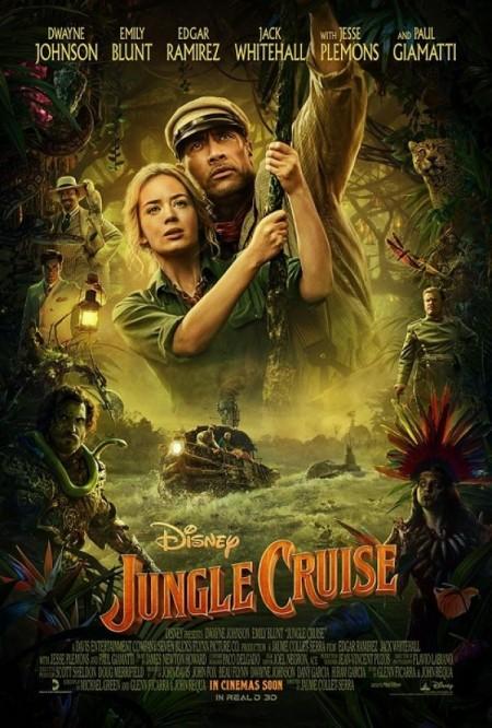 Poster do filme Jungle Cruise
