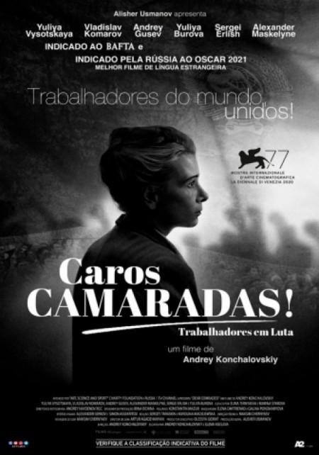 Poster do filme Caros Camaradas: Trabalhadores em Luta