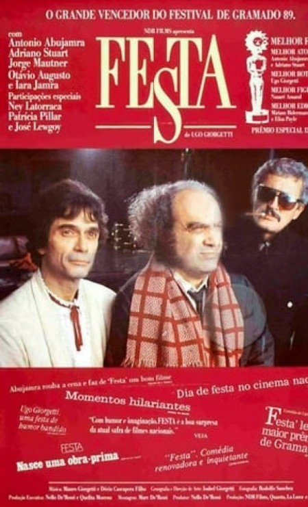 Poster do filme Festa