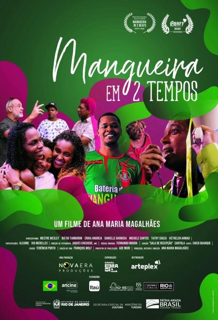 Poster do filme Mangueira em 2 Tempos