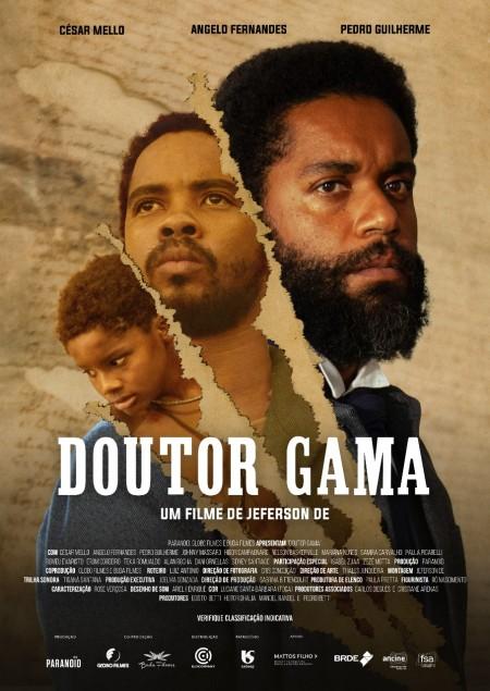 Poster do filme Doutor Gama