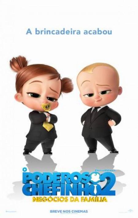 Poster do filme O Poderoso Chefinho 2 - Negócios da Família