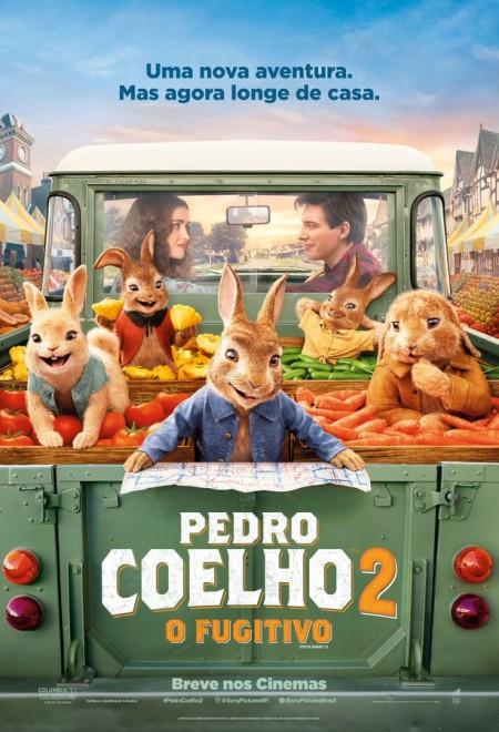 Poster do filme Pedro Coelho 2: O Fugitivo