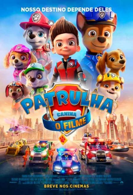 Poster do filme Patrulha Canina: O Filme