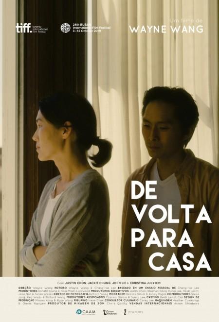 Poster do filme De Volta Para Casa