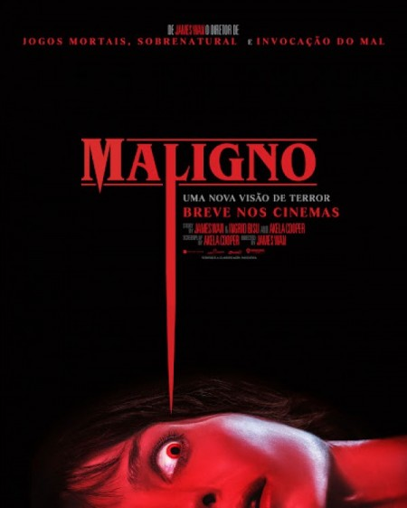 Poster do filme Maligno
