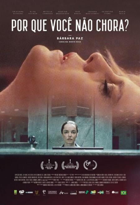 Poster do filme Por Que Você Não Chora?