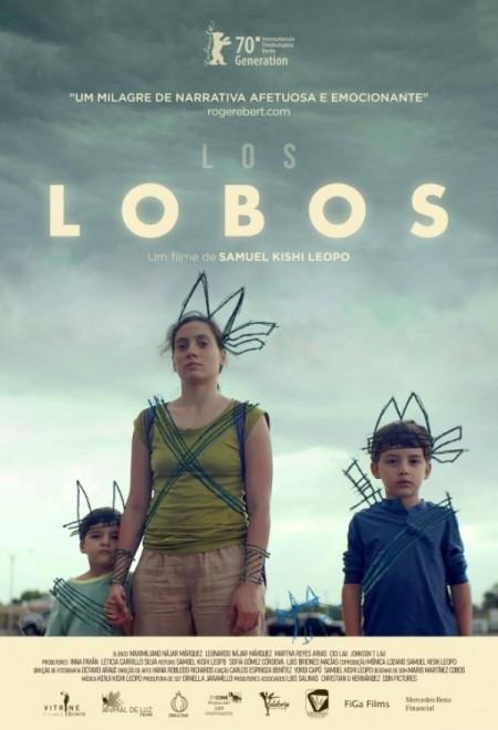 Poster do filme Los Lobos