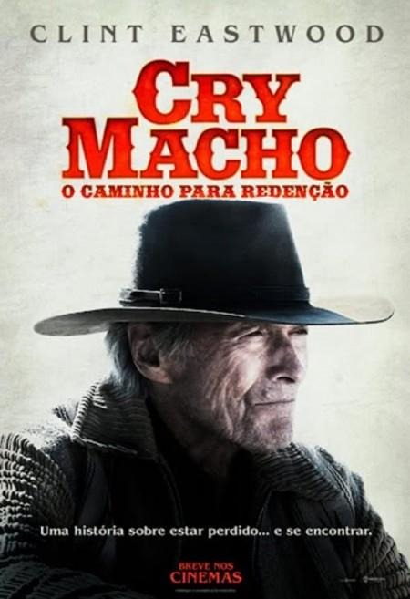 Poster do filme Cry Macho: O Caminho para Redenção