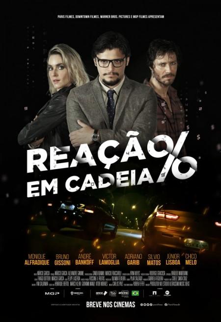 Poster do filme Reação em Cadeia