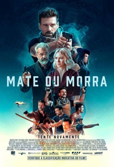 Poster do filme Mate ou Morra