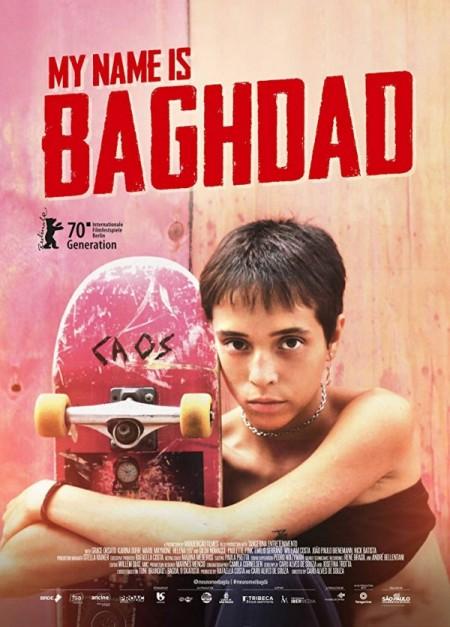 Poster do filme Meu nome é Bagdá